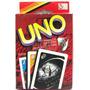 Cartas Uno Edición Especial Lujo River Juego Original Mattel