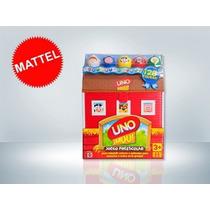 Juego ¡muu! Uno Con 28 Figuraoriginal De Mattel Bunny Toys