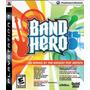 Band Hero (juego Solo) Nuevo Ps3 Dakmor Canje/venta