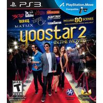 Ps3 Yoostar 2 In The Movies, Convertite En Estrella De Cine!