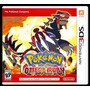 Pokemon Omega Ruby Nuevo Sellado - G10 Games