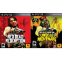 Red Dead Redemption + Undead Nightmare Ps3 Tarjeta Digital