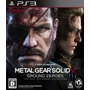 Metal Gear Solid V Ground Zeroes Ps3 | Tarjeta Digital