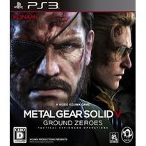 Metal Gear Solid V Ground Zeroes Ps3   Tarjeta Digital