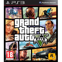 Grand Theft Auto V Gta V Ps3 + Regalo | Tarjeta Digital
