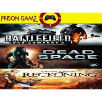 Battlefield: Bad Company 2 + Dead Space + Kingdoms Of Amalur