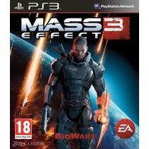 Mass Effect 3 + Dead Space + Crysis Digital Oferta! Ps3