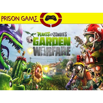 Plants Vs. Zombies™ Garden Warfare | Ps3 | Entrega Inmediata