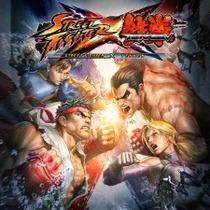 Street Fighter Vs Tekken Ps3 Digital-zn+capcom Vs Snk (ps2)