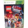 The Lego Movie Videogame X-box 360. Nuevo -minijuegosnet