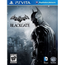 Canje Psvita Batman Blackgate En Caja Ps Vita Intercambio