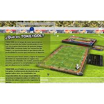 Toke Y Gol Juego De Mesa Estrategia De Fútbol En La Plata