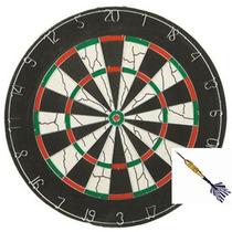 Juego De Dardos, Medida Ø45x2,5cm, El Mas Grande