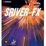 Gomas Butterfly Sriver Fx / L Para Paletas De Ping Pong