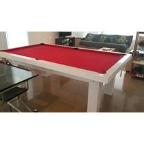 Pool Clarck Entertainment Laqueado Ideal Para Tu Playroom