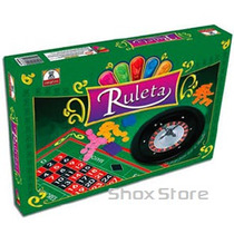 Ruleta Clásica Familiar Grande Implas Original Shox Store