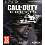 Call Of Duty Ghosts Ps3 Nuevo Sellado Original Español