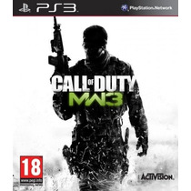 Ps3 Call Of Duty Modern Warfare 3 Impecable Local Banfield