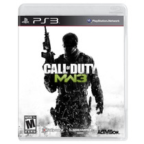 Call Of Duty Modern Warfare 3 Juego Ps3 Sellado Microcentro