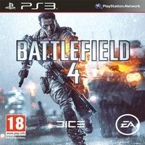 Battlefield 4 Ps3 Original Sellado