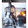 Battlefield 4 - Ps3 Playstation Store - 100% Cal. Positivas!