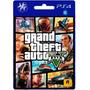 Gta 5 Grand Theft Auto V Juegos Ps4 Playstation 4 - Store -