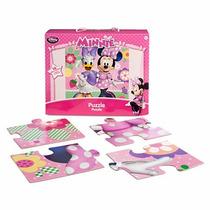 Rompecabezas Disney Store Minnie Regalo Día Del Niño