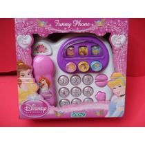 Telefono Princesas Disney Con Sonidos Disney