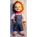 Chuky Muñeco 75cm, Terror, Horror, El Hijo De Chucky, Novia