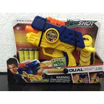 Pistola Lanza Dardos X Shot
