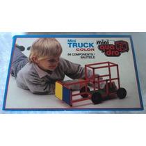 Juego Para Armar Mini Truck Color Mini Quadro 1987 W.germany