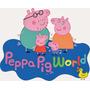 Peppa Pig Proyector Celular Telefono Luz Musical Black
