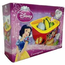 Lavavegetales Princesas Con Accesorios