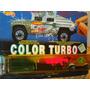 Hot Wheels Mattel 1993 Turbo Color Vintage Epoca Galgo