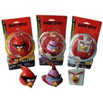 Angry Birds Space En Blister Coleccionables - Luz Y Sonido!!