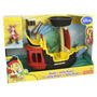 Barco Pirata De Garfio De Jake Y Los Piratas Fisher-price