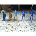 Lote De 5 Muñecos Avatar Mac Donals
