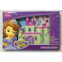 Castillo Magico Princesa Sofia Con Sticker Juguetoys Cod 046
