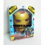 Mascara De Iron Man Con Luces Para Chicos En Caja