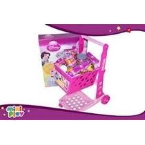 Carrito De Compras Disney Princesas