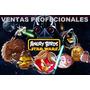 Juego En Pack De Angry Birds Star Wars De Goma X 6 + Gomera