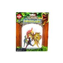 Dinosaurios Chicos 6 Muñecos En Blister Tio Vivo