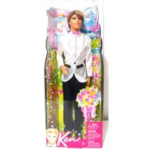 Barbie Ken Novio Original Mattel