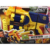 Pistola X-shot X-cess Dart & Disc Blarter