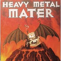 Disney Cars Toon Mate Heavy Metal Band