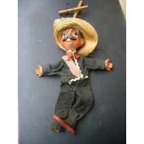 Antigua Marioneta Mexicano