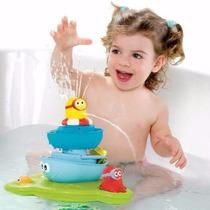 Fuente Para Bañera Yookidoo -sweet Babies-