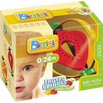 Juguete Bebe Didáctico Bimbi Mordillo Baby Frutas