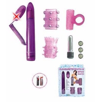 Sex Shop - Kit De Fantasía Con Anillo De Pene - Sexshop