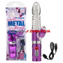 Sexshop - Vibrador Rabbit Recargable - Rotador - Sex Shop
